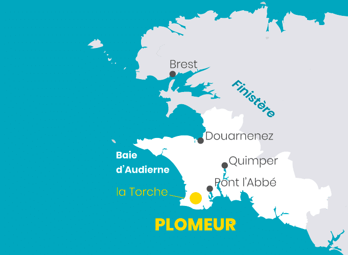 Carte Plomeur-situation-bretagne-Finistere