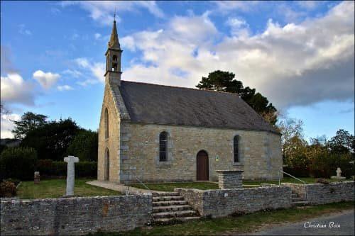 La chapelle Saint Côme à Plomeur