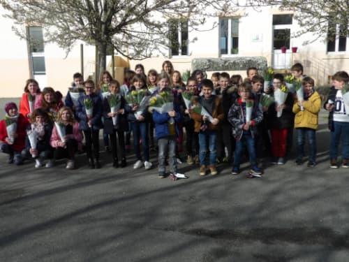 Ecole Notre Dame de la Tréminou commune de Plomeur
