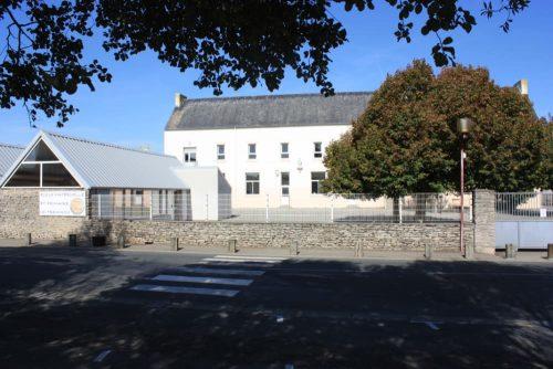 Ecole Notre Dame de Treminou - Mairie Plomeur